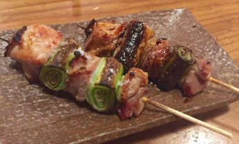 Yakitori is a cuisine that will seem both familiar and exotic to most Alabama diners. (Richard Newton)