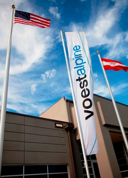 Linz, Austria-based voestalpine Group is investing $11 million to open a plant in Jefferson County. (voestalpine)