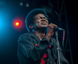 Charles Bradley & His Extraordinaires performs at SlossFest. (Billy Brown / Alabama NewsCenter)