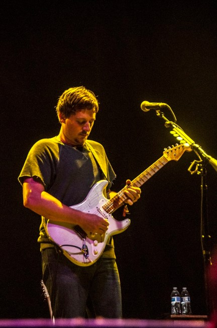 Sturgill Simpson performs at SlossFest. (Billy Brown / Alabama NewsCenter)
