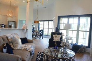 A look inside the Ideal Home from the Greater Montgomery Home Builders Parade of Homes. (Karim Shamsi-Basha / Alabama NewsCenter)