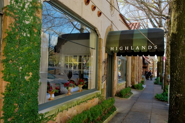 Highlands Bar and Grill. (File, AlabamaNewsCenter)