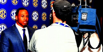 The SEC and the state of Alabama will be heavy presences on the South side of the Senior Bowl, including Auburn defensive back Tray Matthews. (Solomon Crenshaw Jr. / Alabama NewsCenter)