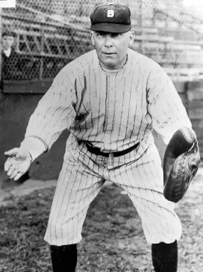 """A. H. """"Rick"""" Woodward was the owner of the Birmingham Barons minor league baseball team during the early twentieth century and built Rickwood Field, the nation's oldest operating ballpark. (From Encyclopedia of Alabama, Courtesy of Birmingham Public Library Archives)"""