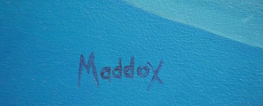 Jeannie Maddox has a worldwide following of her art. (Mark Sandlin / Alabama NewsCenter)