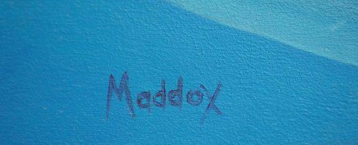 Jeannie Maddox has a worldwide following of her art. (Mark Sandlin / Alabama NewsCenter)