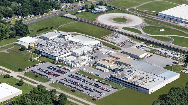BASF marks milestones with expansion of Alabama catalytic converter plant