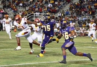 Miles College football is hoping for more consistency in 2017. (Miles Athletics)