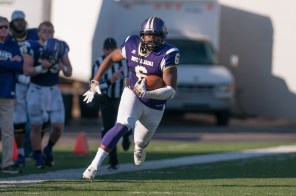 Safety Dorsey Norris is a key player on the UNA defense this year. (Mason Matthews/UNA Athletics)