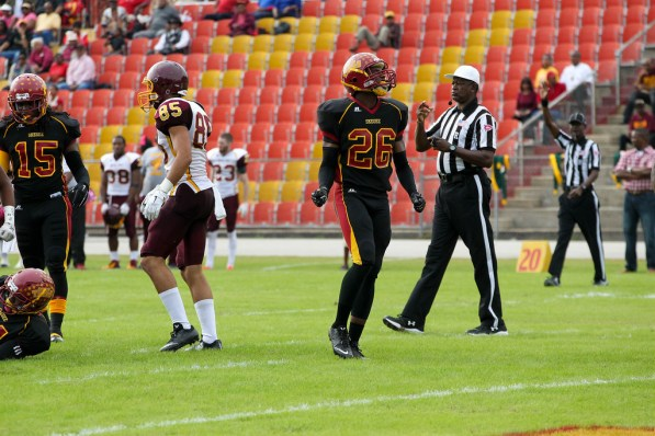 Defensive back Jonah McCutcheon brings some senior experience to the Tuskegee secondary. (Tuskegee Athletics)