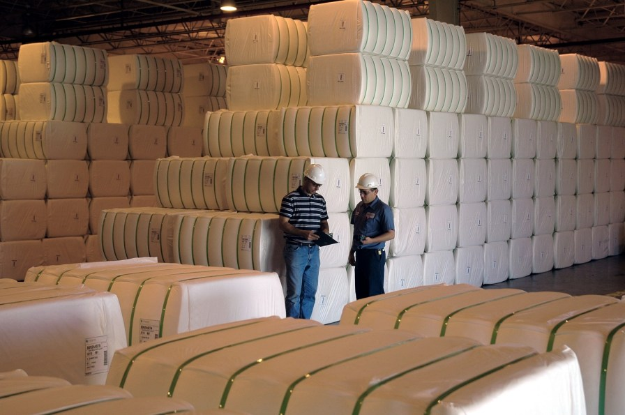 Austria's Lenzing is investing $293 million to expand its Alabama fibers plant. (Lenzing)