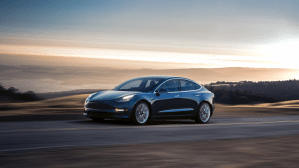 The first Tesla Model 3 vehicles were delivered to their owners a few days ago. (Tesla)