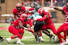 JSU takes on Tennessee Tech this weekend. (Matt Reynolds / JSU Athletics)