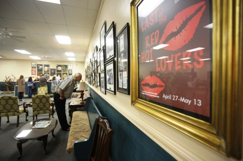 The Wetumpka Depot Players are repeat champions of Alabama community theater. (Meg McKinney)