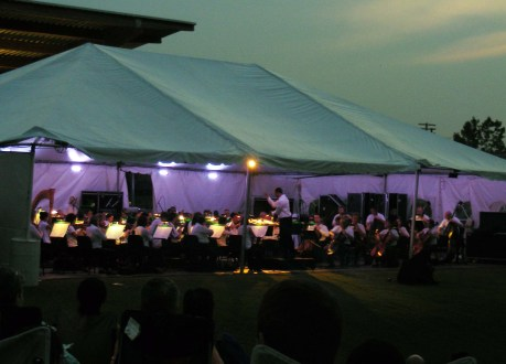 Alabama Symphony Orchestra concert at Railroad Park, 2011. (André Natta, Flickr)