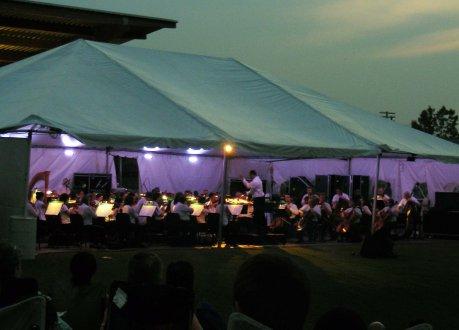 Alabama Symphony Orchestra concert at Railroad Park, 2011. (André Natta, Flickr)