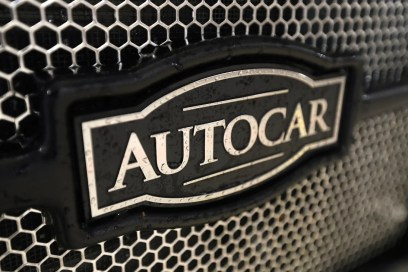 Workers are already making trucks on the Autocar assembly line in Birmingham. (Bruce Nix / Alabama NewsCenter)