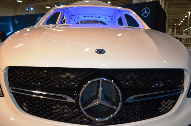 Mercedes-Benz is making bold moves into new areas like electric vehicles and a $1 billion investment in its Alabama plant is included in those plans. The plant will produce batteries and electric SUVs. (Michael Tomberlin / Alabama NewsCenter)