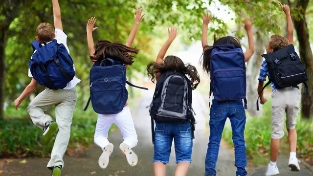 September is Backpack Safety Month. How does your kid's carrier stack up?