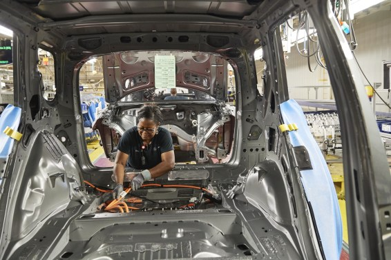 Alabama's auto industry produces more than 1 million vehicles and nearly 2 million engines annually. (Mercedes-Benz)