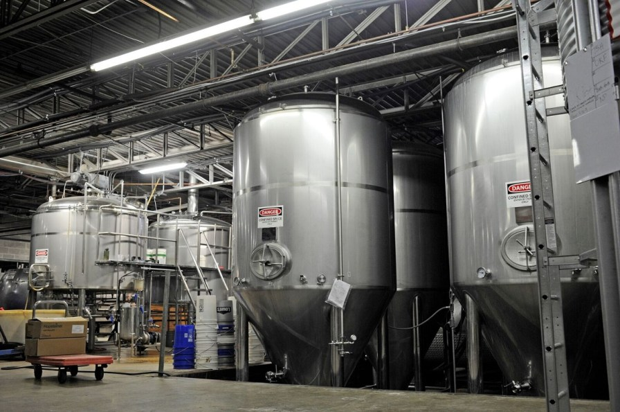 Gadsden's Back Forty brewery is targeting overseas markets for its Alabama-made beer. (Contributed)