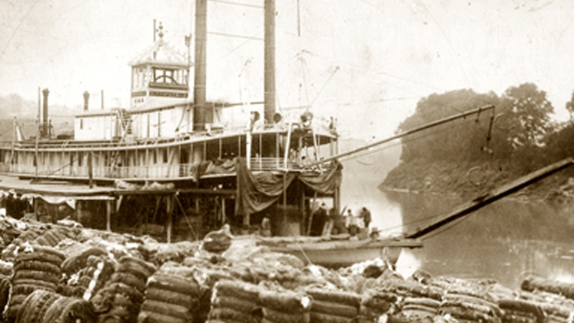 On this day in Alabama history: Steamboat travels from Mobile to Montgomery