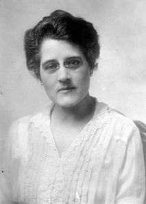 Pattie Ruffner Jacobs, c. 1918-1921. (National Photo Company, Library of Congress, Wikipedia)