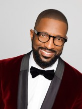 Rickey Smiley is a longtime Magic City Classic fan and a first-time celebrity ambassador. (Derek Blanks)
