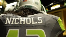 UAB Blazers' jerseys on Saturday honored individual children as well as all the children served by Children's Harbor. (UAB Athletics)