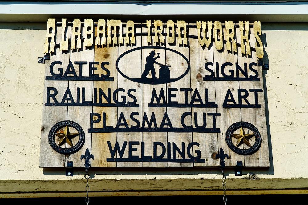 This Alabama Maker turns dreams into steel - Alabama NewsCenter