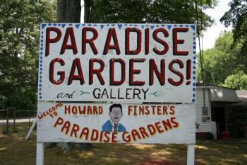 Howard Finster's Paradise Garden, GA. (Brooke, Flickr)