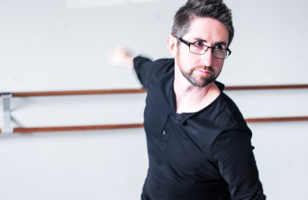 """Kristopher Estes-Brown, choreographer of """"Last Stop,"""" has earned national acclaim, and is founder of Concept Zero dance company in Kansas City. (Contributed)"""