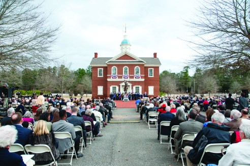 Governor's Salute to Alabama Veterans. (Contributed)