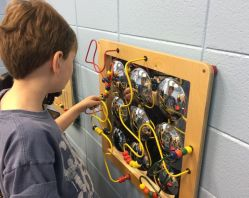 Games allow creativity to flow. (Donna Cope/Alabama NewsCenter)