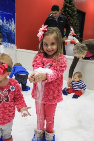 "The Hardin Center presents ""Let it Snow"" and ""Festival of Trees"" through Sunday, Dec. 31. (Contributed)"