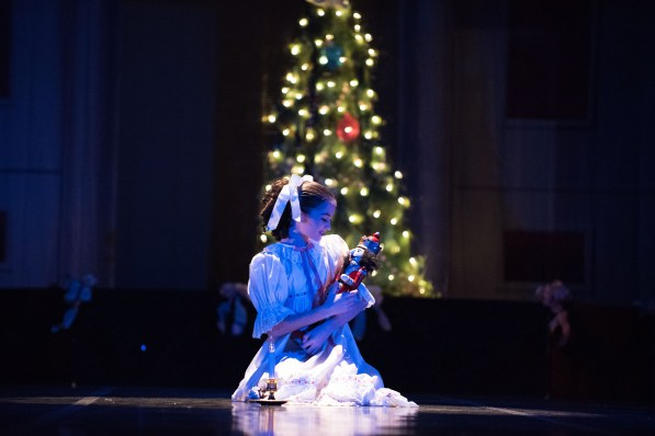 "The Birmingham Ballet presents ""The Nutcracker"" and the ""Mutt-Cracker"" at the BJCC. (Phil Free / Alabama NewsCenter)"