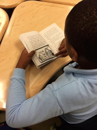 Research shows that the second-grade year is critical to students' long-term reading success. (Contributed)