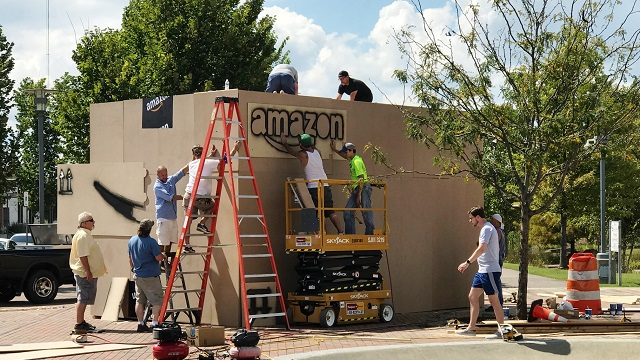 Birmingham benefits from the process of pursuing Amazon HQ2