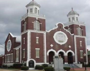 Brown Chapel AME Church in Selma (file)