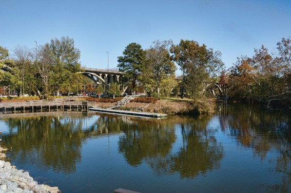 The development of Coosa Landing is the first part of Gadsdens big push to make the most of its riverfront Karim Shamsi-Basha  Shorelines