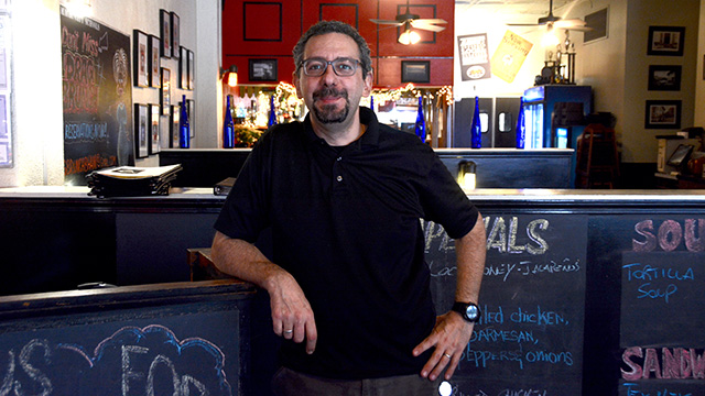 Marco Morosini is an Alabama Bright Light opening his Heart to Table for the homeless