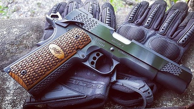 Kimber to open Alabama firearms manufacturing facility with 366 jobs