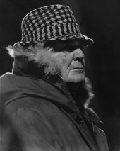 "Coach Paul ""Bear"" Bryant at the 1982 Liberty Bowl, his final game and 323rd victory as Alabama's head coach. (Contributed)"