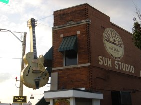 Sun Records Studio, Memphis, 2007. (Egghead06, Wikipedia)