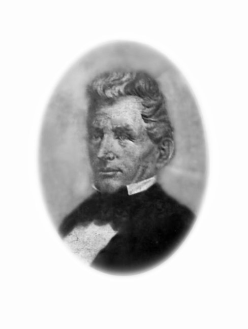 Andrew Barry Moore (1807-1873) was Alabama's governor from 1857 to 1861. Although he opposed secession, he was elected governor as the secession crisis began to gain momentum. (From Encyclopedia of Alabama, courtesy of Alabama Department of Archives and History)