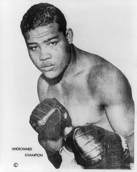 Portrait of Joe Louis, June 8, 1936. (Library of Congress Prints and Photographs Division)