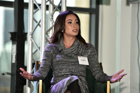 Yazmin Cavale, co-founder and CEO of Glow, talks about challenges and success in running your own business. (Bronze Valley)