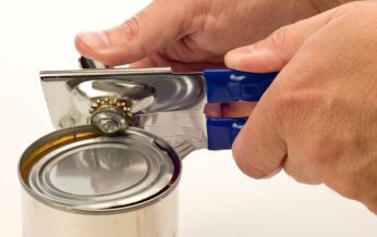 Can openers are eligible for the severe weather preparedness week sales tax break. (Alabama NewsCenter/file)