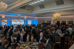 The 2018 Power of Leadership luncheon was held at The Florentine in downtown Birmingham. (Billy Brown / Alabama NewsCenter)