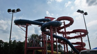 The Fayette Aquatic Center at Guthrie Smith Park attracts 25,000 visitors each year. (City of Fayette)